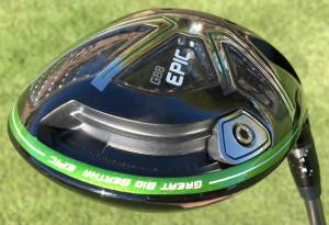 Great Big Bertha Epic Driver